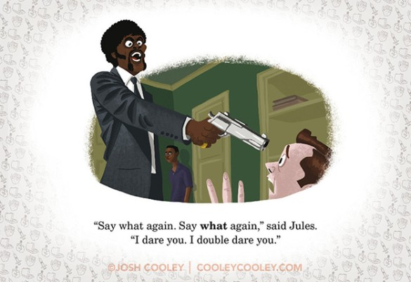 Movies R Fun Pulp Fiction